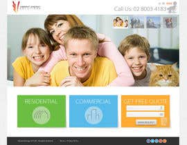 #114 untuk Website Design for Vibrant Energy Solutions oleh datagrabbers