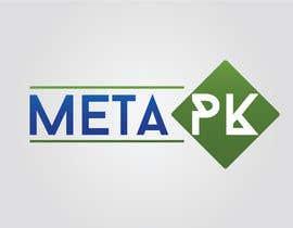 Nro 178 kilpailuun Design a Logo for MetaPK käyttäjältä gDesigneer