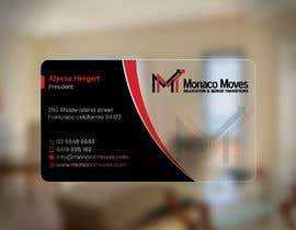 #473 for Design us a business card by sabbir2018