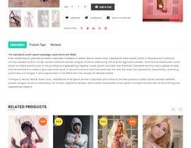 #14 for Need a website template in a PSD or Shopify format. by abhiime
