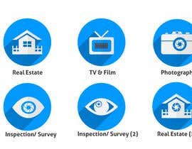 #10 for Drone Applications - ICON DESIGN x 12 af zzzabc