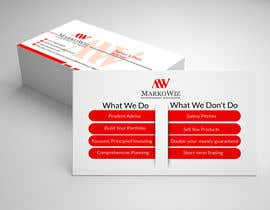 #81 for Design some Business Cards by nra5952433b89d2a