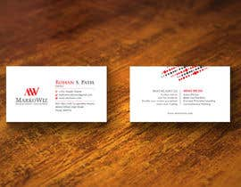 #125 for Design some Business Cards by tamamallick