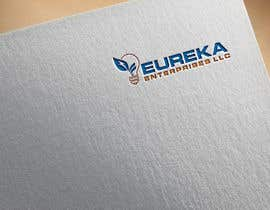 #80 for Design a logo for my new business:  Eureka! Enterprises, LLC by yellowdesign07