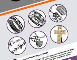 #5 for Design a Flyer for Christian Themed web store af punkdsoul