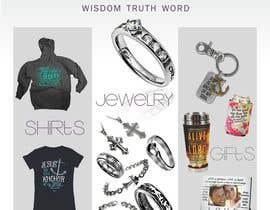 #12 for Design a Flyer for Christian Themed web store af sesterhuizen