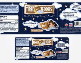 #30 untuk Print & Packaging Design for Teddy MD, LLC oleh jennfeaster