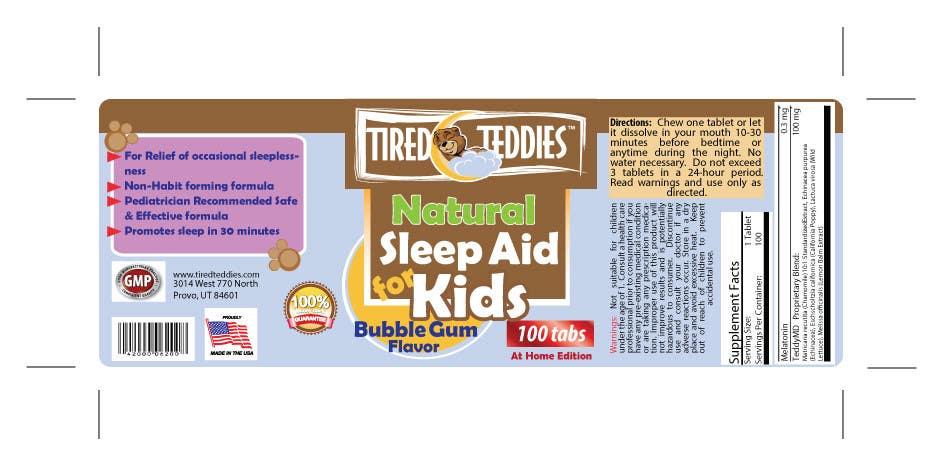 Конкурсная заявка №64 для Print & Packaging Design for Teddy MD, LLC