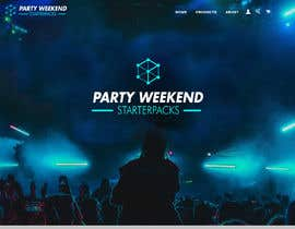 #93 for Party Weekend Logo af wmonteiro91