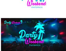 #153 for Party Weekend Logo af sarefin27