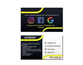 #6 para diseñar tarjeta de presentación a 2 lados (solo freelancer de latinoamerica habla hispana) por interlamm