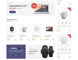 kminfomedia tarafından OpenCart Online Electronics Store front end user experience revamp için no 22