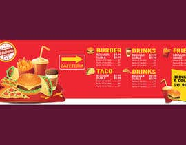 #34 for Create a catchy restaurant banner for students by sahadathossain81