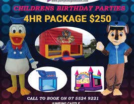 #19 for Childrens Birthday Parties by rahmanashiqur421