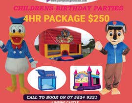 #22 for Childrens Birthday Parties by rahmanashiqur421