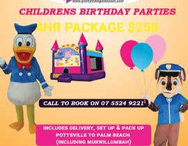#25 for Childrens Birthday Parties by rahmanashiqur421