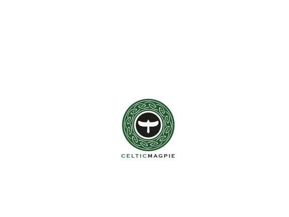 Inscrição nº                                         35                                      do Concurso para                                         Graphic Design for Logo for Online Jewellery Site - Celtic Magpie