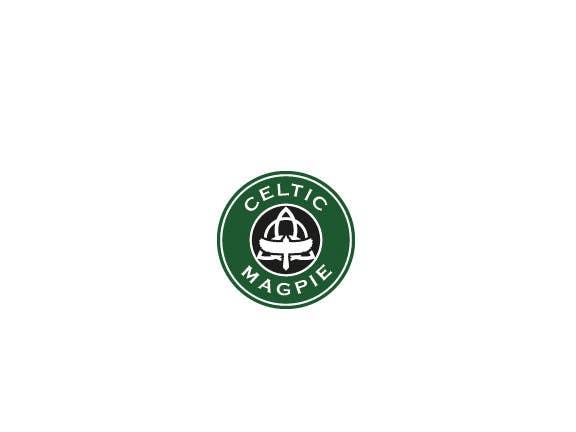 Inscrição nº                                         38                                      do Concurso para                                         Graphic Design for Logo for Online Jewellery Site - Celtic Magpie