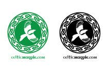 Contest Entry #64 for Graphic Design for Logo for Online Jewellery Site - Celtic Magpie