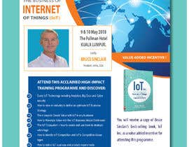 #19 for IoT Training PDF Design by syedhoq85