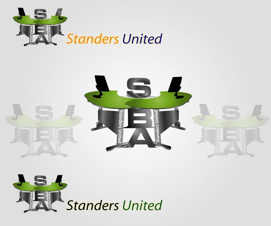 Inscrição nº                                         84                                      do Concurso para                                         Logo Design for Standing Desk users