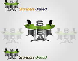 #84 para Logo Design for Standing Desk users por Didarulhayder
