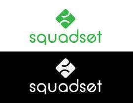 #1 for logo design for squadset.com (web/mobile app tile) by RasedaSultana