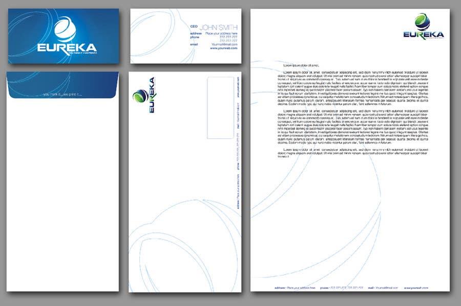 Entri Kontes #16 untukStationery/Advertising Design Package