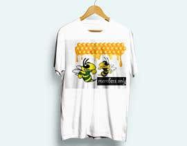 #23 for I need some beehive tshirt Design by rubaitataznin