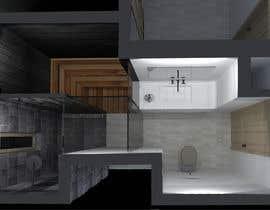 #6 for 3D Rendering - Interior design by gumenka