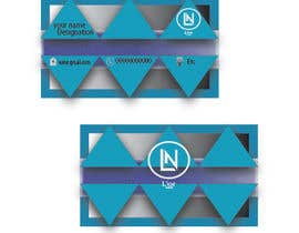 #110 for business card created by sabitribos