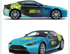 #9 , Promotional Signage for Aston Martin Vantage 来自 Azhoeck