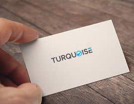 #246 for Turquoise Logo by mahadihasan827