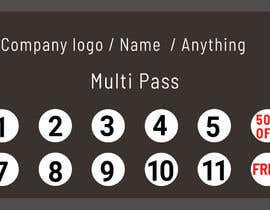 #5 for Design and Print a 1) Loyalty Pass (Membership Pass) and 2) Multi Pass for kids Indoor Playground Facility by tanveermh