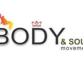 creazinedesign tarafından Design a Logo for Body & Soul Movement için no 23