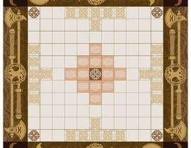 #4 for Design a board for a Viking board game called Hnefatafl by jaypadilla