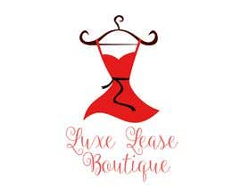 """#20 for My New Logo For My Clothing Business, it will also be the main page image so needs to be eye catching but simple. My business is called """"Luxe Lease Boutique"""" It is a clothing boutique,  For luxury designer dresses,  Favorite colors: Gold, Black & Red by zajaczkowska"""