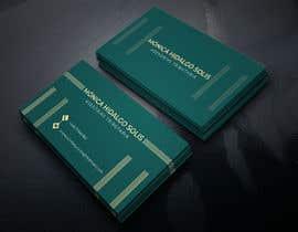 Nro 22 kilpailuun Design some Business Cards for a tax counter käyttäjältä samsuddintoha