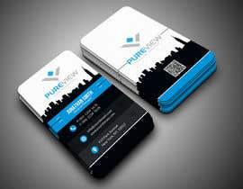 Nro 21 kilpailuun Design some Business Cards for a tax counter käyttäjältä abdulmonayem85
