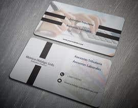 Nro 14 kilpailuun Design some Business Cards for a tax counter käyttäjältä Sahasubrata2