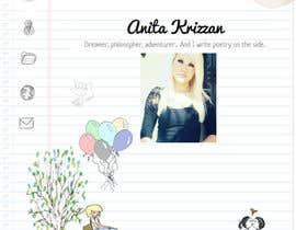 nº 17 pour Illustrate Something for my sister's website par asadali19