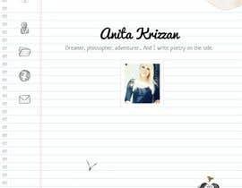 nº 8 pour Illustrate Something for my sister's website par djohnna