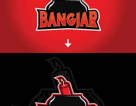 """#27 for Design a cartoonish Logo for """"BangJar"""" a NickName that is used in the game Fortnite. by MarboG"""