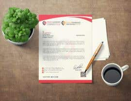 #10 for Letterhead Design, Sample & Logos Attached by rasselrana