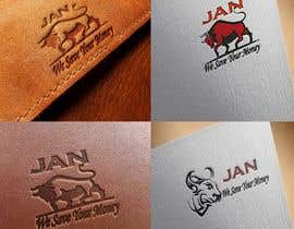 #136 for Logo for leather manufacture Called JAN by mysabry24