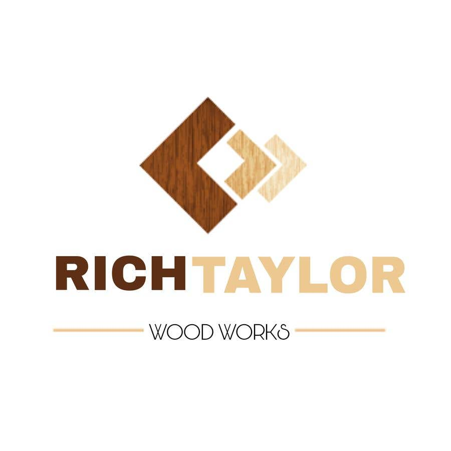 Entry 65 By Asad1239 For Design A Logo For A Woodworking Business