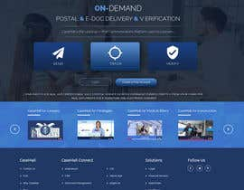 #10 for Home Page and Sign Up Forms by Webicules