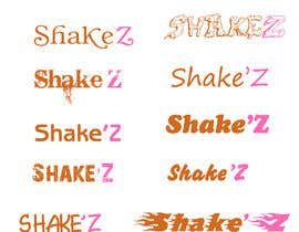 #5 for Simple logo for a small business called Shake'Z, colors chocolate and pink.   Its confectionery mostly focused on cakes. by limasharmin