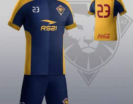 #11 for Looking For Sports Uniform Designer by agarzaro710