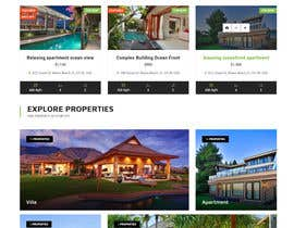 #19 for Design and build of Real Estate website by RedstoneIT